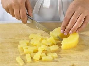Ananas Schneiden Gerät : karottenkuchen mit ananas so geht 39 s ~ Watch28wear.com Haus und Dekorationen