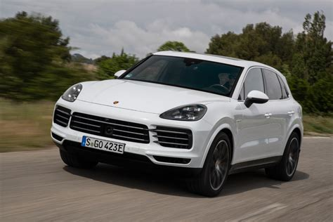 2019 Porsche Cayenne Review, Ratings, Specs, Prices, And