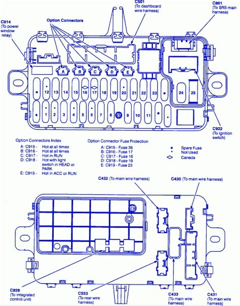 2000 honda cr v ignition wiring diagram fuse box and wiring diagram