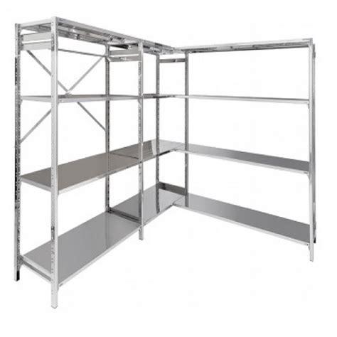 scaffali in acciaio inox scaffalature e scaffali metallici da magazzino e da