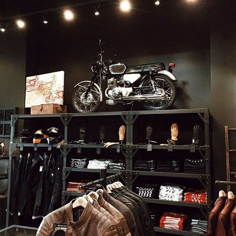 ideas  motorcycle shop  pinterest