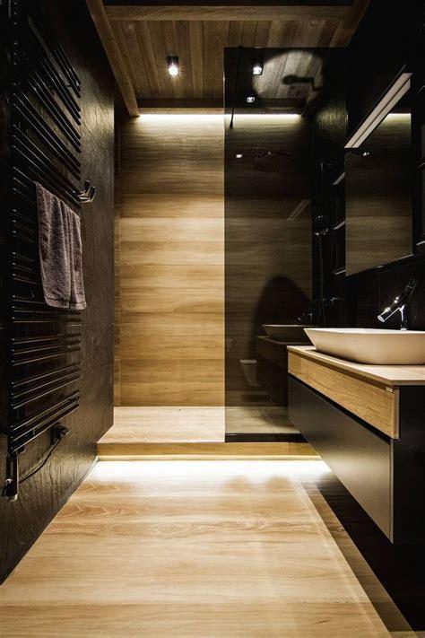 idee decoration salle de bain salle de bain noire