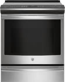 phsslss ge profile    induction range wifi stainless steel