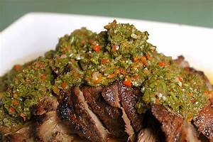 Chimichurri | Meats, Roots and Leaves
