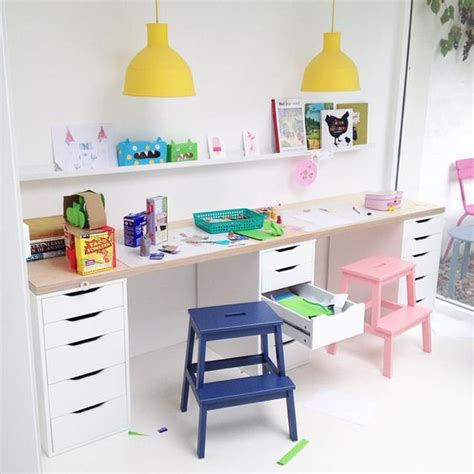 kids desk for two pastel instagram and hacks on pinterest