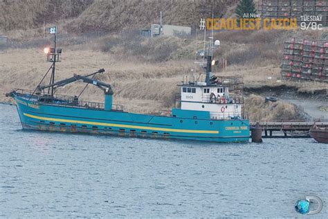 Seabrooke Fishing Boat Captain by Seabrooke Deadliest Catch Death Newhairstylesformen2014