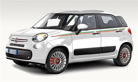 Nuova Cinquecento Cinque Porte by Fiat Gran 500 Ellezero O 600 Multipla Motorage New