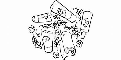 Skincare Fundamentals Doodle