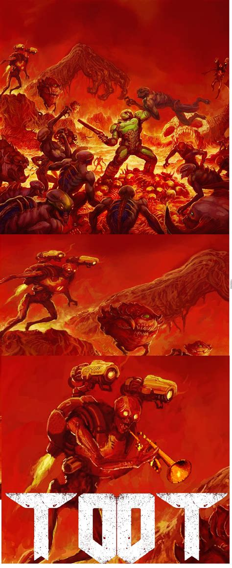 Doom Meme Doom 2016 Cover Is 3spoopy5me By Marauder Shields Meme