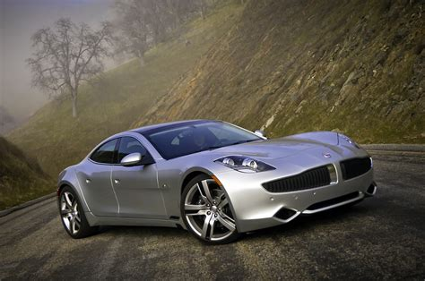Fisker Filed for Bankruptcy - Tribute Pictures