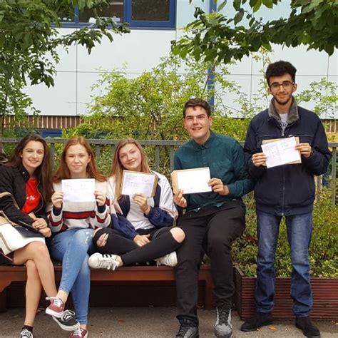 gunnersbury catholic school fantastic success examination