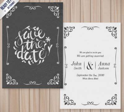 desain undangan pernikahan elegan unik minimalis