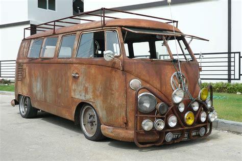 Quick History Of The Vw Camper Van