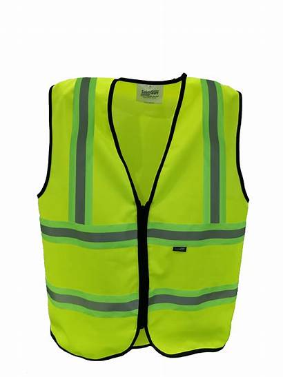 Safety Safetyware Vest Protection Triple Ppe Protective