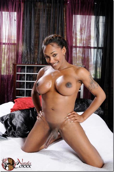 Sexy Shemale Fucks Girl
