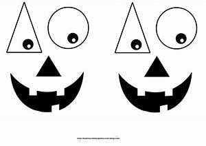 Visage Citrouille Halloween : assiette en carton le blog de nounoucoindespetits ~ Nature-et-papiers.com Idées de Décoration