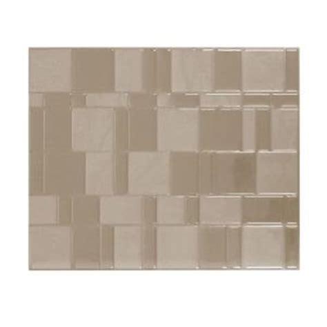 smart tiles home depot smart tiles titane 9 64 in x 11 55 in adhesive