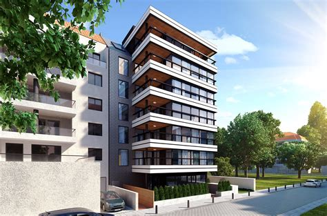 building design and construction residential building lozenets sofia kunchevarchdesign