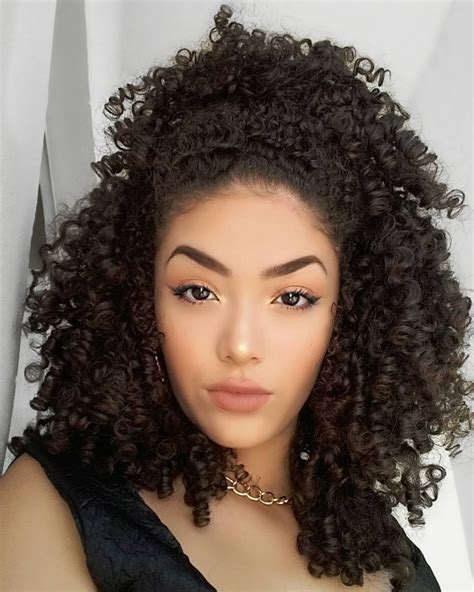 Trendy Curly Hairstyles by Trendy Curly Weave Hairstyle 2017 Styles 7