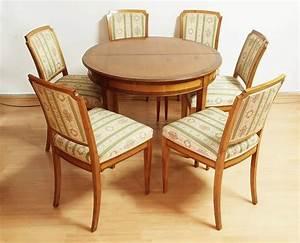 Günstiger Esstisch Mit Stühlen : esstisch mit 6 st hlen objektdetail ruetten ~ Bigdaddyawards.com Haus und Dekorationen