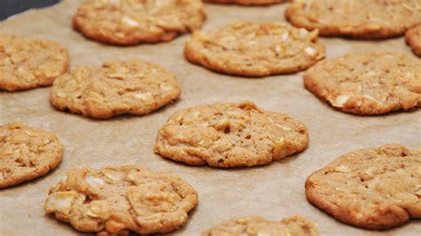 recette de cuisine cookies meilleure recette de cookies américains vanille et noix de