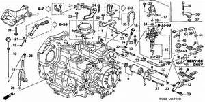 Oem Acura Tl 2002 5at Atf Warmer