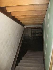 Isoler Plafond Sous Sol : isolation cave et escalier ~ Nature-et-papiers.com Idées de Décoration
