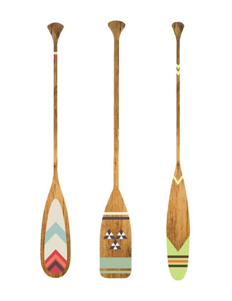 Decorative Oars And Paddles by Paddle Decor Cootie