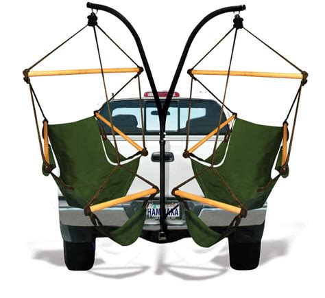 Trailer Hitch Hammock by This Trailer Hitch Hammock Is The Ultimate Way To Relax