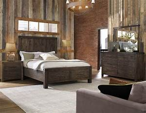 St Croix Storage Bedroom Suite By Thomas HOM Furniture