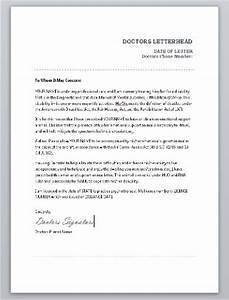 Emotional support animal letter example the best letter for Sample doctor letter for emotional support animal