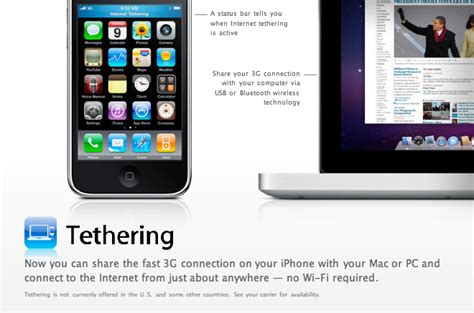 tethering iphone at t we re working to bring tethering to iphone