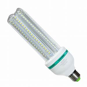 Ampoule Led 220v : ampoule led e27 smd2835 cfl 30w 220v lynx 360 ~ Edinachiropracticcenter.com Idées de Décoration