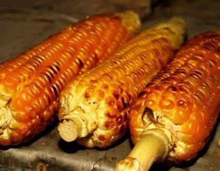 Campur jagung manis, telur, tepung terigu, daun ketumbar, cabai rawit merah, kaldu ayam cara membuat perkedel jagung udang enak dan gurih. waroeng 21: Resep Jagung Bakar Santan