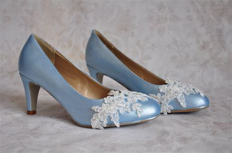 Wedding Shoes by Blue Wedding Shoes Something Blue Wedding Shoes Bridal Shoes