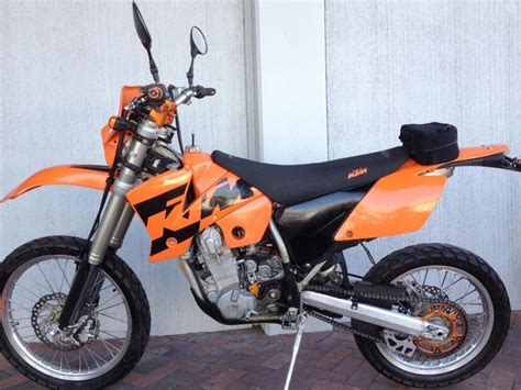 2004 Ktm 450exc Street 450 Exc Dual Sport For Sale On 2040