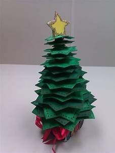 Weihnachtsbäume Aus Papier Basteln : weihnachtsbaum selber basteln 25 ideen anleitungen ~ Orissabook.com Haus und Dekorationen