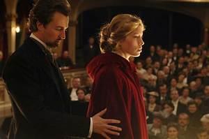 """Edward Norton and Jessica Biel in """"The illusionist"""" - 2006 ..."""