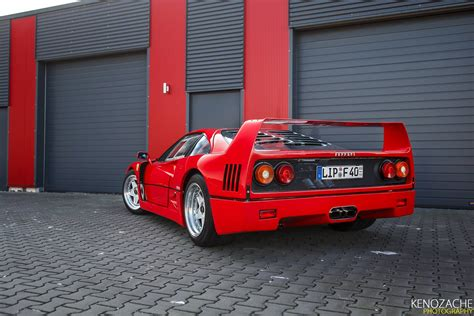 F40 Top Speed by Photo Of The Day Happy 30th Birthday F40 Gtspirit