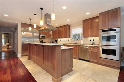 la cuisine d am駘ie quelques exemples de joli aménagement de cuisine ouverte