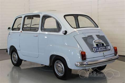 fiat multipla for sale fiat 600d multipla 1965 for sale at erclassics