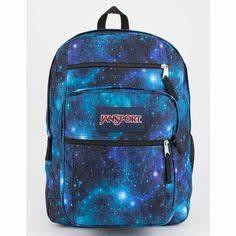 JanSport Fashion Starry Sky Prints Backpack Jansport