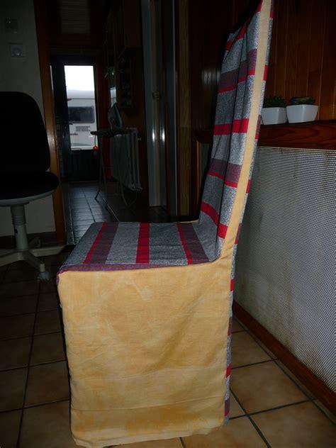 patron housse de chaise patron de housse de chaise patron housse chaise sur