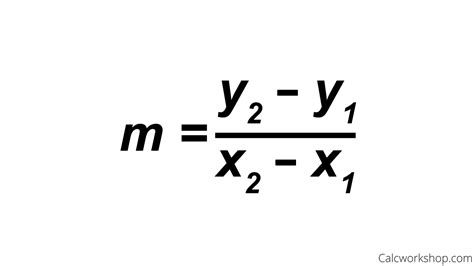 Slope Equation Formula by Using The Slope Formula To Find Slope 15 Awesome Exles