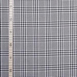 Stoff Burberry Muster : pepita karo stoff schwarz weiss stoffe ~ Michelbontemps.com Haus und Dekorationen