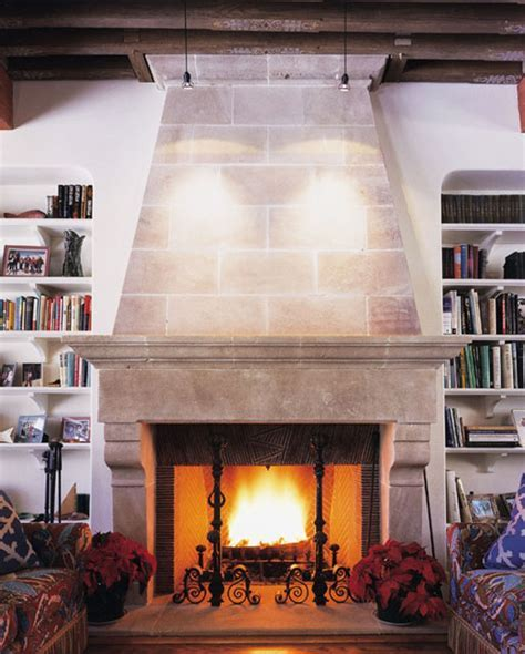 Our French Inspired Home: French Style Fireplaces and