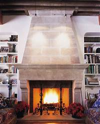 great country fireplace mantel style Our French Inspired Home: French Style Fireplaces and ...