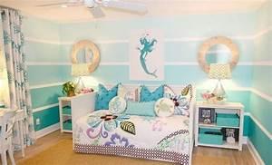 Kleine Couch Für Kinderzimmer : kinderzimmer f r kleine m dchen das schlafzimmer einer meerjungfrau kinderzimmer nichte ~ Bigdaddyawards.com Haus und Dekorationen