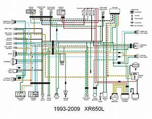 2000 Xr650l Wiring Diagram