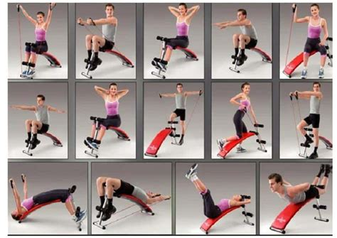 Best Ab Bench Exercises-use You Board Not Just For Sit-ups